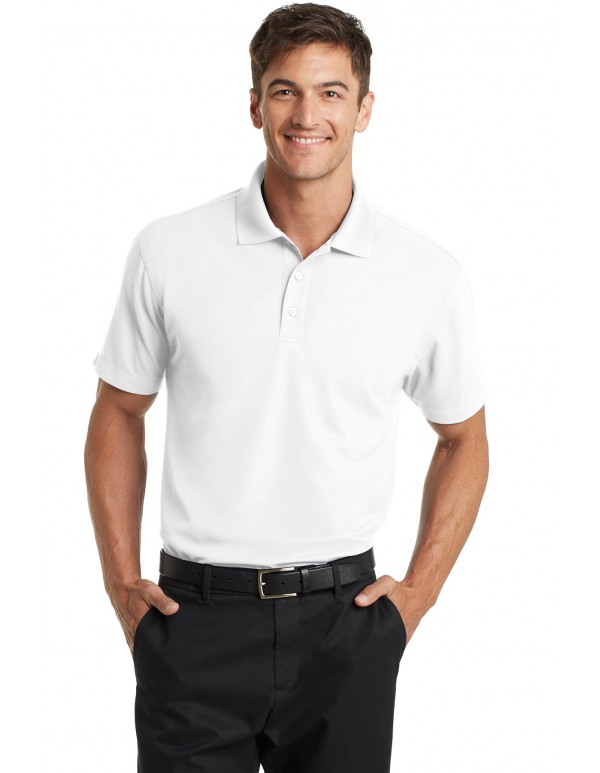 Port Authority® Dry Zone® Grid Polo