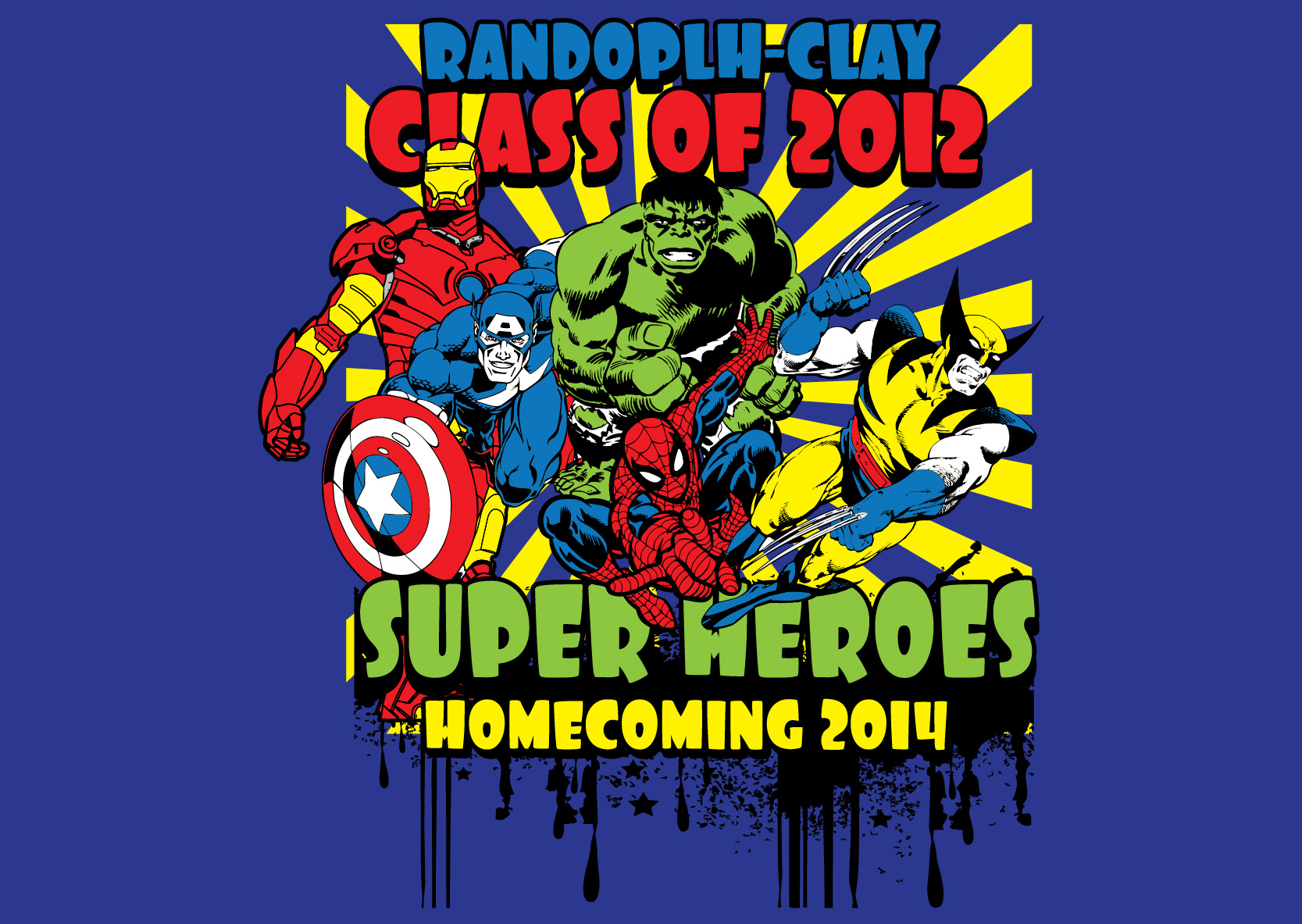 Randolph Clay Class of 2012 Homecoming