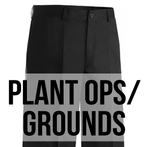 Plant Ops/Grounds